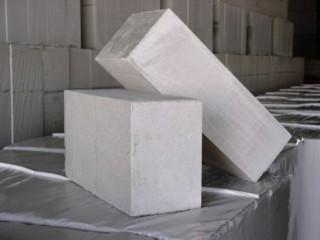 Пенобетонные и газосиликатные блоки