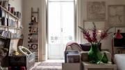 Эклектичный интерьер с ретро-элементами итальянской квартиры