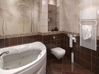 Планировка санузла. Как избежать ошибок в расположении ванной комнаты?