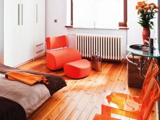 Какие напольные покрытия выбрать для пола в спальне и детской комнате?