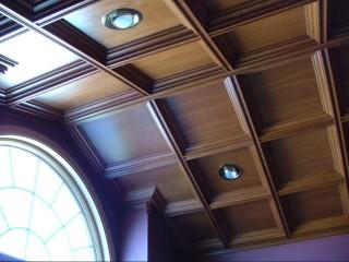 Подвесной потолок в современном интерьере