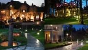 Загородный дом и придомовая территория: улучшаем жизненную среду с помощью освещения