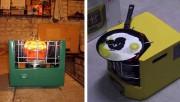 Чудо-печь на солярке и другие дизельные обогреватели помещений – плюсы и минусы