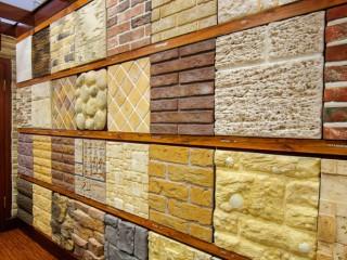 Что представляет собой декоративная фасадная плитка?