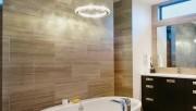 Плитка для современной ванной комнаты
