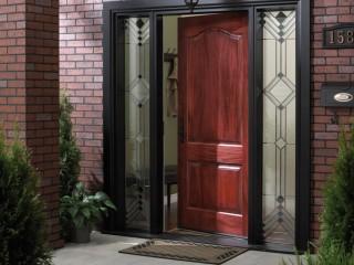 Тонкости изготовления и отделки входной двери, улучшающие ее эксплуатационные характеристики