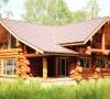 Дома из бревна ручной рубки своими руками