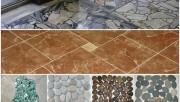 Как сделать в загородном доме каменный пол?