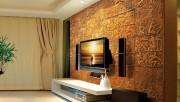 Украшаем стены 3d-панелями