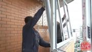 Правильная технология остекления балкона