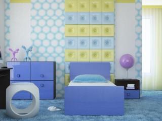 Волшебный мир детства: идеи для комнаты малыша