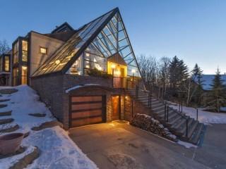 Стеклянная крыша — роскошь, доступная многим