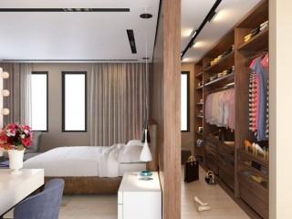 Как создать гардеробную в малогабаритной квартире