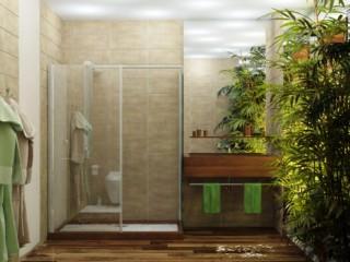 Эко-стиль в дизайне городской квартиры