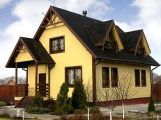 Финский дом своими руками