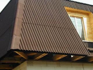 Крыша из ондулина: плюсы и минусы