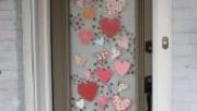 Декорирование старых дверей своими силами