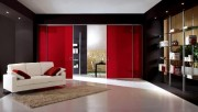 Раздвижные перегородки, как способ зонирования пространства в комнатах