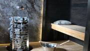 Талькохлорит для бани: свойства и плюсы-минусы  камня