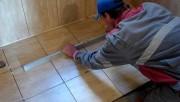 Укладка плитки на деревянный пол и фанеру; как положить плитку на ДСП и ДВП