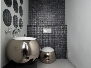 Выбор материалов для отделки туалета