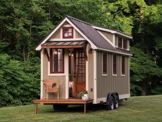 Мини дом: достоинства и особенности постройки маленьких домов