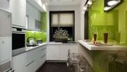 Как разработать оптимальный дизайн прямой кухни?