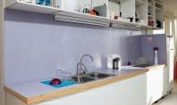 Материалы для отделки кухни. Из чего выполнить кухонный фартук?