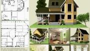 Лучшие проекты дачных домов