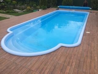 Строительство бассейнов с ограждениями компанией vashbas.com